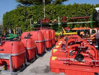 agrandir machines agr